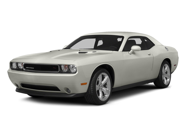 Ivory Tri-Coat Pearl 2014 Dodge Challenger Pictures Challenger Coupe 2D R/T V8 photos front view