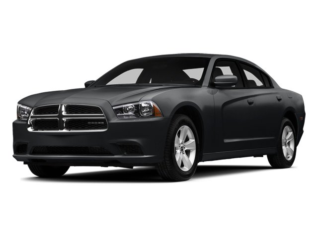 Granite Crystal Metallic Clearcoat 2014 Dodge Charger Pictures Charger Sedan 4D SXT V6 photos front view