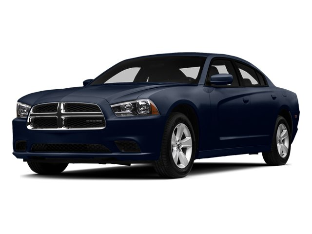 Jazz Blue Pearlcoat 2014 Dodge Charger Pictures Charger Sedan 4D SXT V6 photos front view