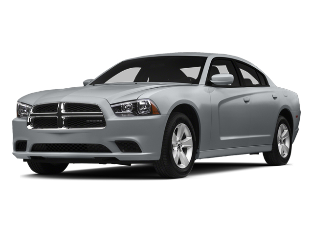 Billet Silver Metallic Clearcoat 2014 Dodge Charger Pictures Charger Sedan 4D SE AWD V6 photos front view
