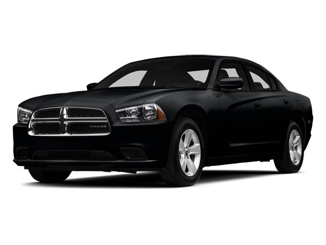 Phantom Black Tri-Coat Pearl 2014 Dodge Charger Pictures Charger Sedan 4D SE AWD V6 photos front view