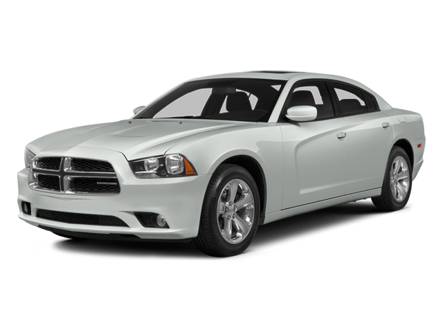 Bright White Clearcoat 2014 Dodge Charger Pictures Charger Sedan 4D R/T V8 photos front view