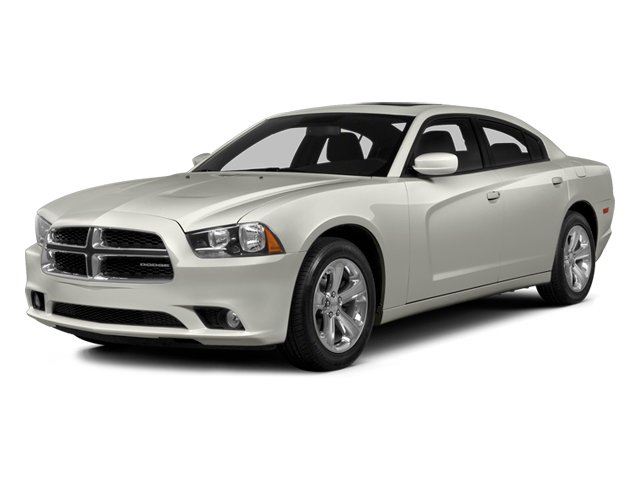 Ivory Tri-Coat Pearl 2014 Dodge Charger Pictures Charger Sedan 4D R/T V8 photos front view