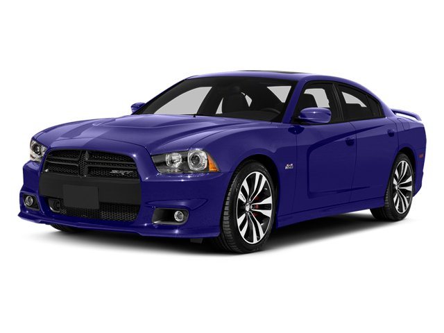 Plum Crazy Pearlcoat 2014 Dodge Charger Pictures Charger Sedan 4D SRT-8 V8 photos front view