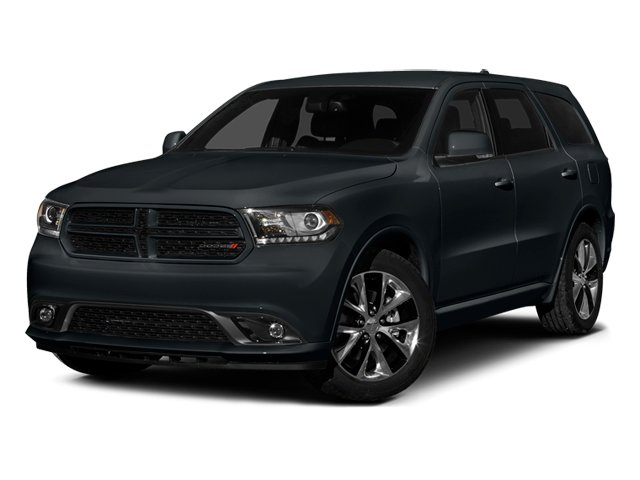 Maximum Steel Metallic Clearcoat 2014 Dodge Durango Pictures Durango Utility 4D R/T AWD V8 photos front view