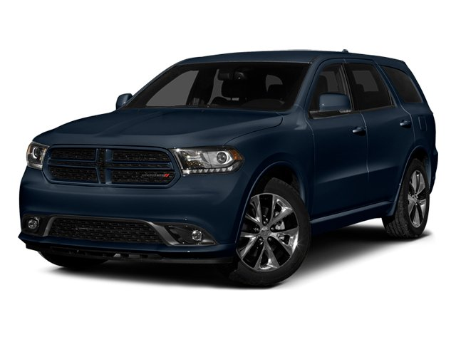 True Blue Pearlcoat 2014 Dodge Durango Pictures Durango Utility 4D R/T AWD V8 photos front view