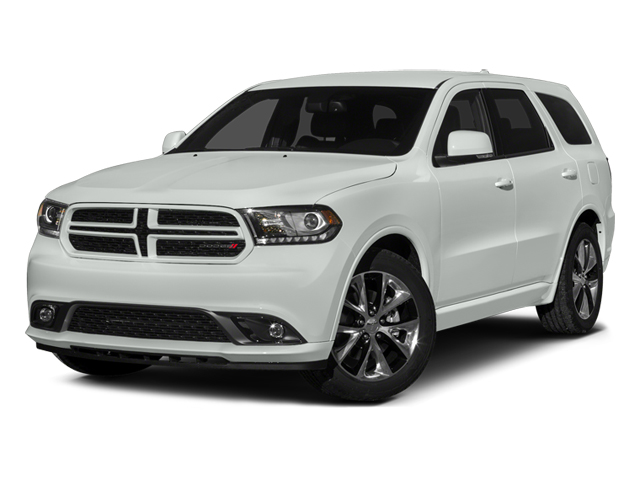 Bright White Clearcoat 2014 Dodge Durango Pictures Durango Utility 4D R/T AWD V8 photos front view