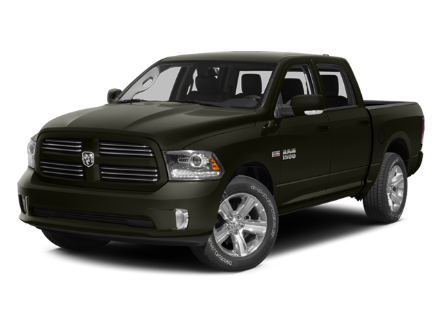 Black Gold Pearlcoat 2014 Ram Truck 1500 Pictures 1500 Crew Cab Tradesman 2WD photos front view