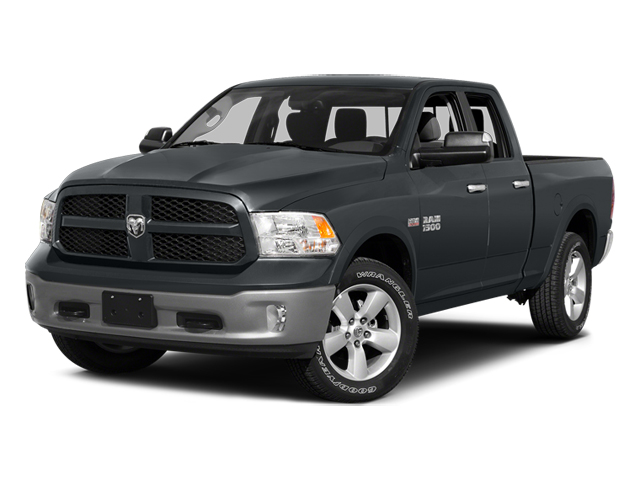 Maximum Steel Metallic Clearcoat 2014 Ram Truck 1500 Pictures 1500 Quad Cab Outdoorsman 4WD photos front view