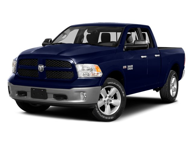 True Blue Pearlcoat 2014 Ram Truck 1500 Pictures 1500 Quad Cab Express 4WD photos front view
