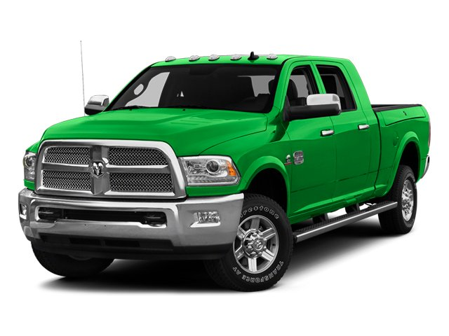Hills Green 2014 Ram Truck 2500 Pictures 2500 Mega Cab SLT 4WD photos front view