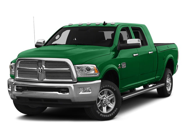 Bright Green 2014 Ram Truck 2500 Pictures 2500 Mega Cab SLT 4WD photos front view