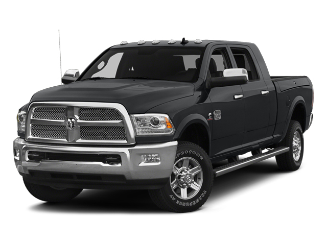 Granite Crystal Metallic Clearcoat 2014 Ram Truck 2500 Pictures 2500 Mega Cab Limited 4WD photos front view