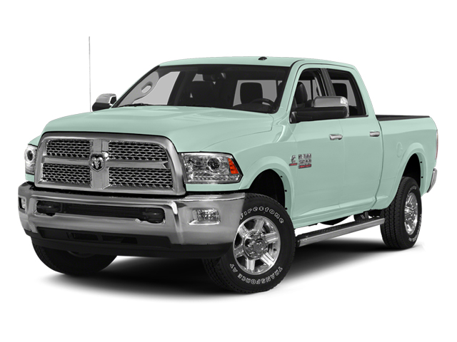 Robin Egg Blue 2014 Ram 2500 Pictures 2500 Crew Cab SLT 2WD photos front view