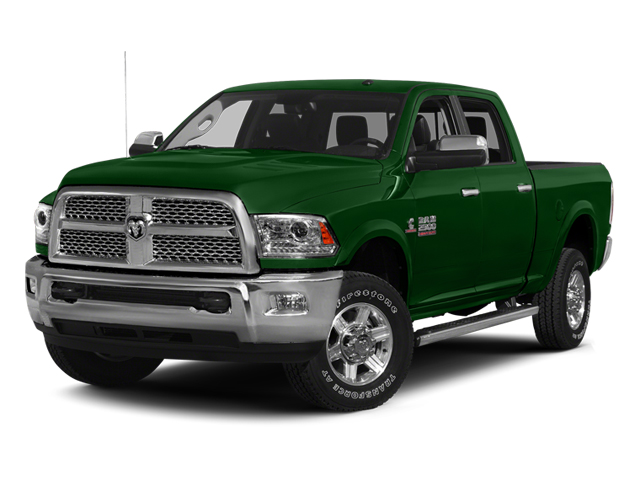 Tree Green 2014 Ram 2500 Pictures 2500 Crew Cab SLT 2WD photos front view
