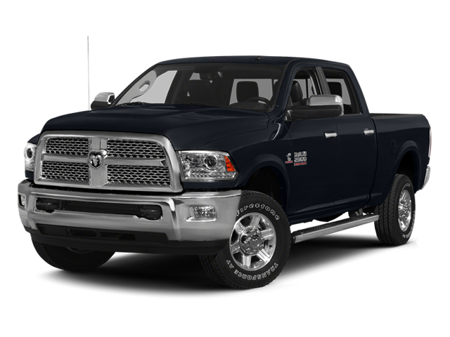 Midnight Blue Pearlcoat 2014 Ram 2500 Pictures 2500 Crew Cab SLT 2WD photos front view