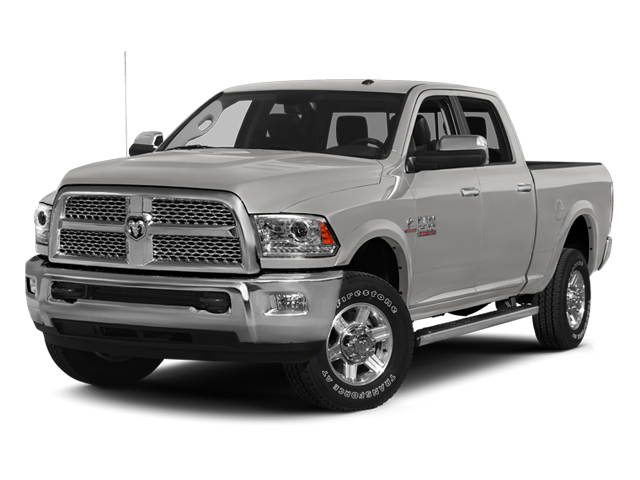 Bright Silver Metallic Clearcoat 2014 Ram Truck 2500 Pictures 2500 Crew Cab Longhorn 2WD photos front view