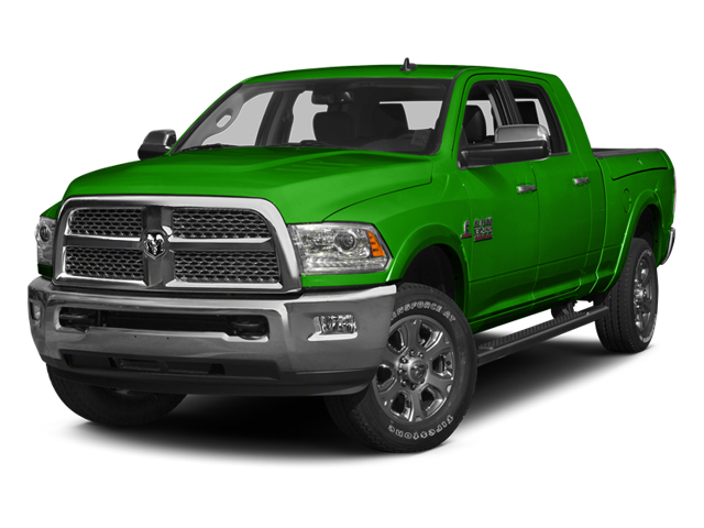 Hills Green 2014 Ram Truck 3500 Pictures 3500 Mega Cab SLT 2WD photos front view