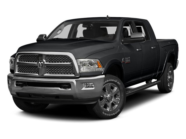 Granite Crystal Metallic Clearcoat 2014 Ram Truck 3500 Pictures 3500 Mega Cab Limited 2WD photos front view