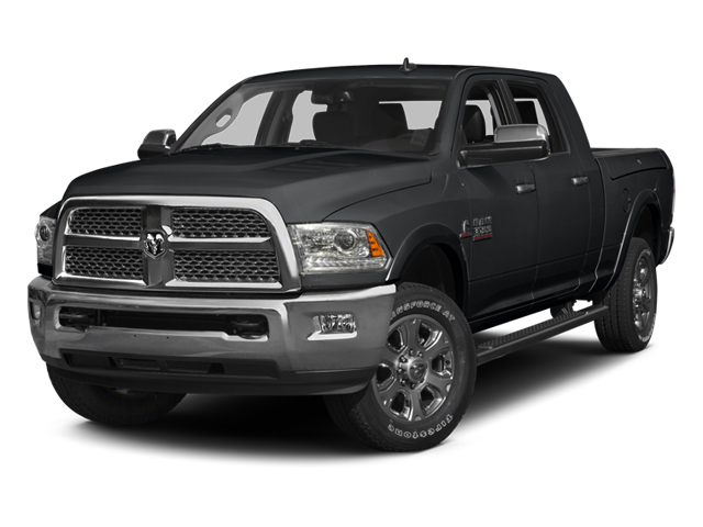 Granite Crystal Metallic Clearcoat 2014 Ram Truck 3500 Pictures 3500 Mega Cab SLT 2WD photos front view