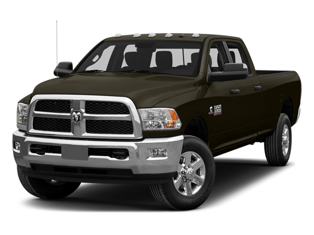 Dark Brown 2014 Ram Truck 3500 Pictures 3500 Crew Cab Tradesman 4WD photos front view
