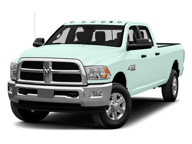 Robin Egg Blue 2014 Ram Truck 3500 Pictures 3500 Crew Cab SLT 2WD photos front view