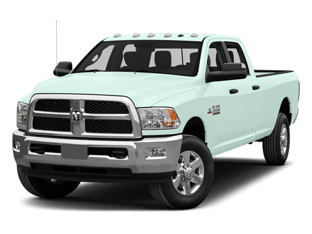 Robin Egg Blue 2014 Ram Truck 3500 Pictures 3500 Crew Cab Tradesman 4WD photos front view