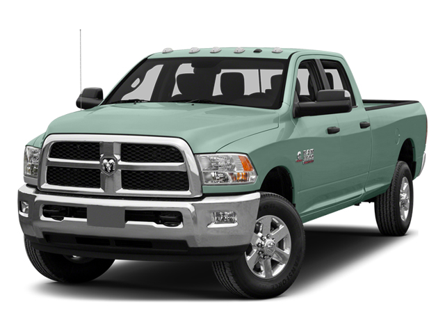 Construction Yellow 2014 Ram Truck 3500 Pictures 3500 Crew Cab Tradesman 4WD photos front view