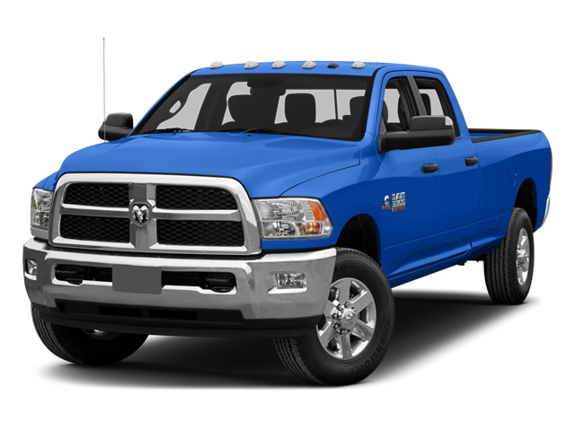 Holland Blue 2014 Ram Truck 3500 Pictures 3500 Crew Cab SLT 2WD photos front view