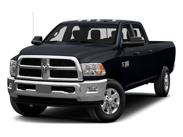 Midnight Blue Pearlcoat 2014 Ram Truck 3500 Pictures 3500 Crew Cab SLT 2WD photos front view