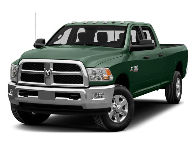 Timberline Green Pearlcoat 2014 Ram Truck 3500 Pictures 3500 Crew Cab Tradesman 4WD photos front view