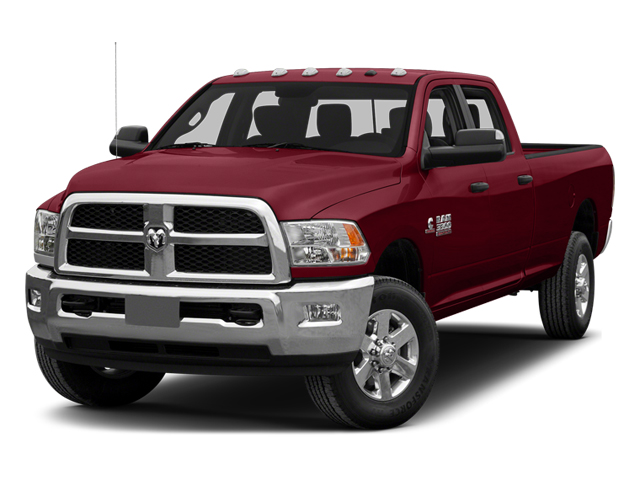 Deep Cherry Red Crystal Pearlcoat 2014 Ram Truck 3500 Pictures 3500 Crew Cab Longhorn 4WD photos front view