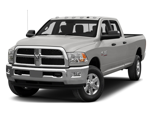 Bright Silver Metallic Clearcoat 2014 Ram Truck 3500 Pictures 3500 Crew Cab Longhorn 4WD photos front view