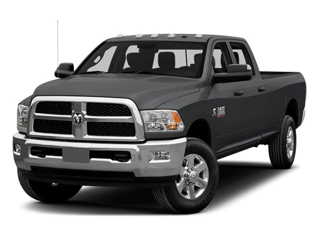 Detonator Yellow Clearcoat 2014 Ram Truck 3500 Pictures 3500 Crew Cab Tradesman 4WD photos front view