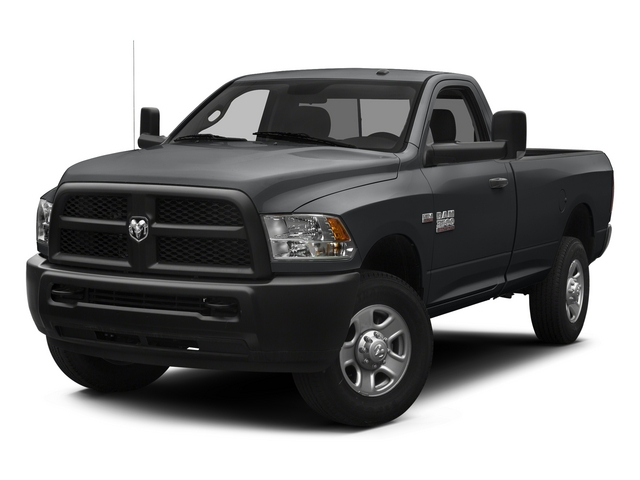 Granite Crystal Metallic Clearcoat 2014 Ram 3500 Pictures 3500 Regular Cab SLT 4WD photos front view