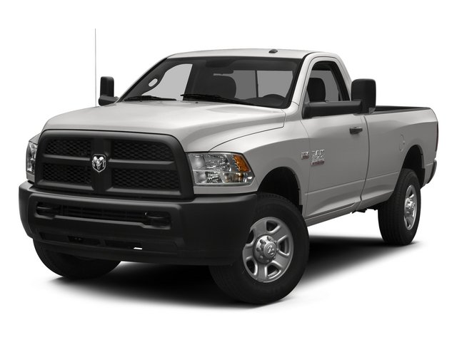 Bright Silver Metallic Clearcoat 2014 Ram 3500 Pictures 3500 Regular Cab SLT 4WD photos front view