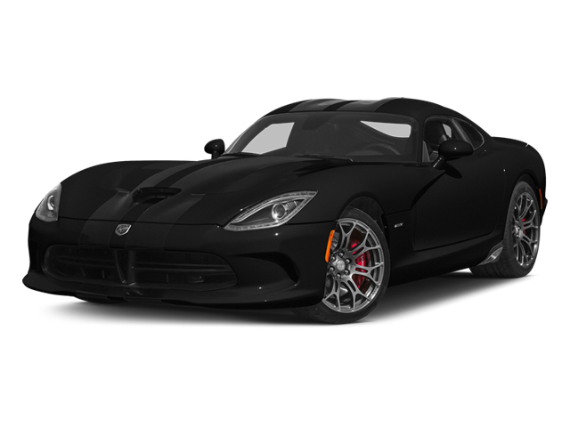 Special Paint 2014 Dodge SRT Viper Pictures SRT Viper 2 Door Coupe photos front view