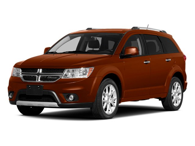 Copperhead Pearlcoat 2014 Dodge Journey Pictures Journey Utility 4D Crossroad AWD photos front view