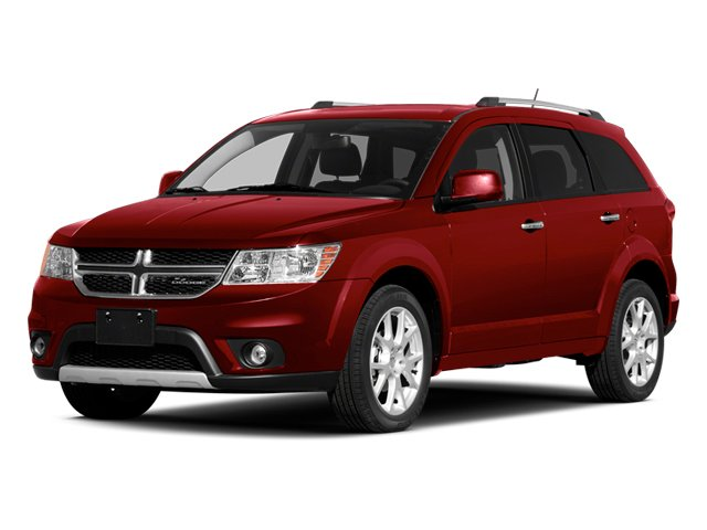 Redline 2 Coat Pearl 2014 Dodge Journey Pictures Journey Utility 4D Crossroad AWD photos front view