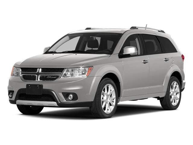 Bright Silver Metallic Clearcoat 2014 Dodge Journey Pictures Journey Utility 4D Crossroad AWD photos front view