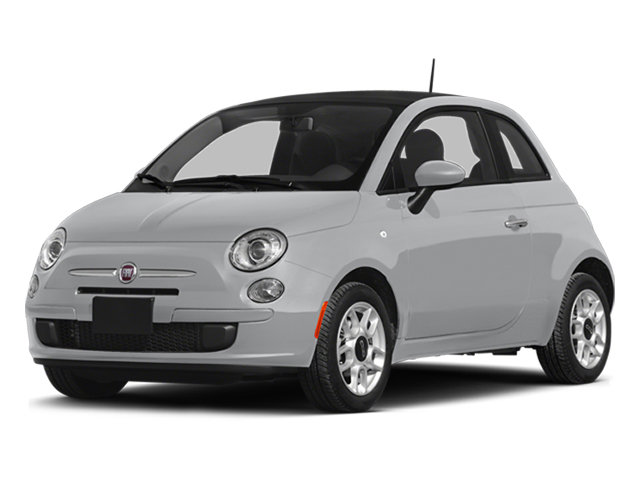 Argento (Silver) 2014 FIAT 500 Pictures 500 Hatchback 3D Sport I4 photos front view
