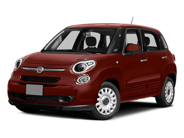 Rosso Perla (Deep Lava Red Pearl) 2014 FIAT 500L Pictures 500L Hatchback 5D L Lounge I4 Turbo photos front view