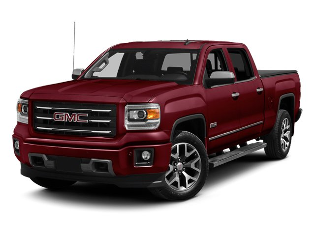Sonoma Red Metallic 2014 GMC Sierra 1500 Pictures Sierra 1500 Crew Cab 2WD photos front view