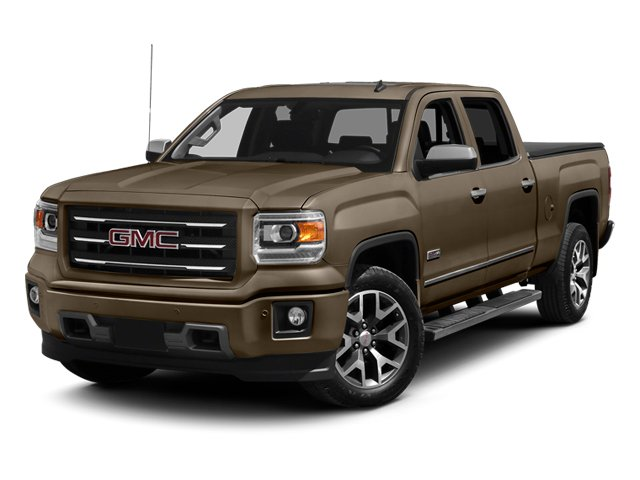 Bronze Alloy Metallic 2014 GMC Sierra 1500 Pictures Sierra 1500 Crew Cab 2WD photos front view