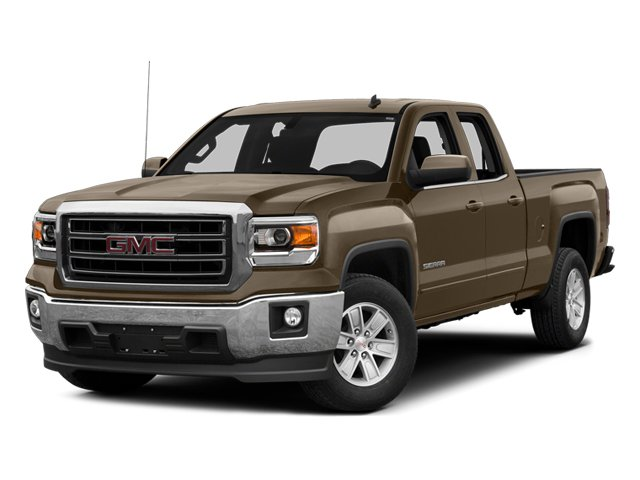Bronze Alloy Metallic 2014 GMC Sierra 1500 Pictures Sierra 1500 Extended Cab SLE 2WD photos front view