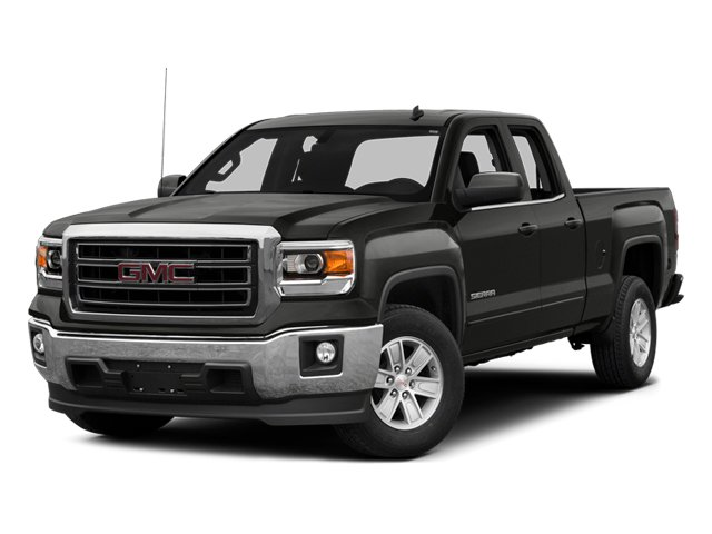 Iridium Metallic 2014 GMC Sierra 1500 Pictures Sierra 1500 Extended Cab SLE 2WD photos front view