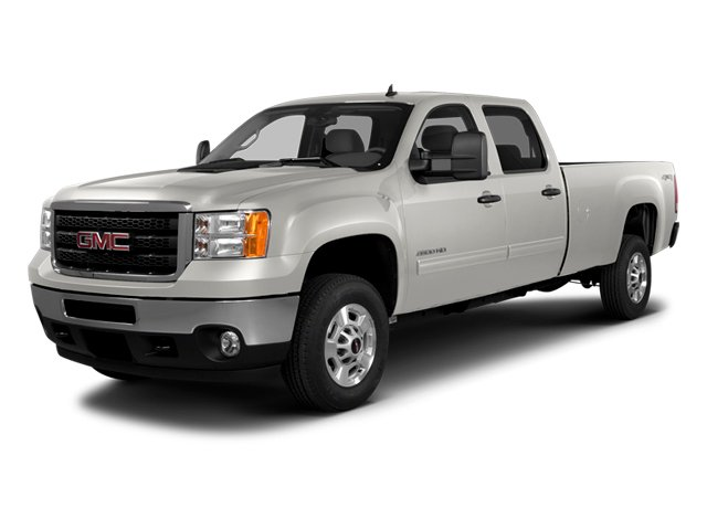 Summit White 2014 GMC Sierra 2500HD Pictures Sierra 2500HD Crew Cab SLE 2WD photos front view