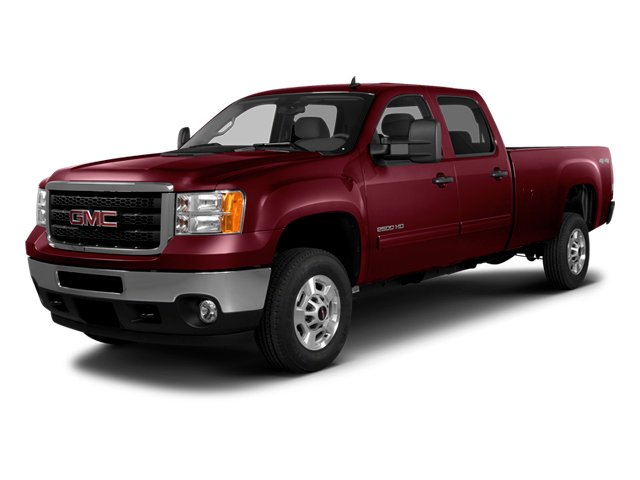 Sonoma Red Metallic 2014 GMC Sierra 2500HD Pictures Sierra 2500HD Crew Cab SLT 2WD photos front view