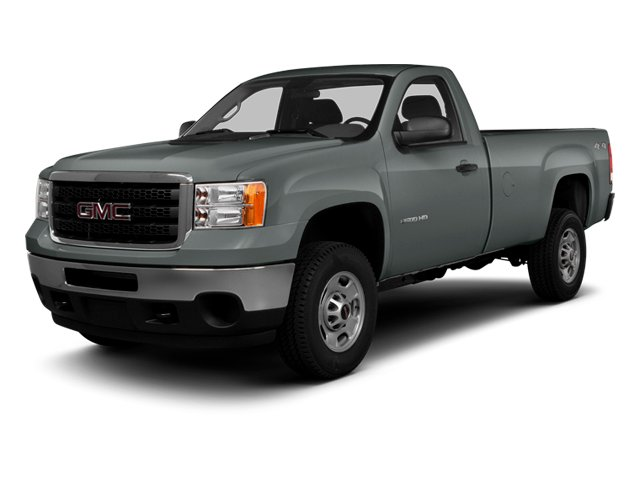 Steel Gray Metallic 2014 GMC Sierra 3500HD Pictures Sierra 3500HD Regular Cab SLE 4WD photos front view