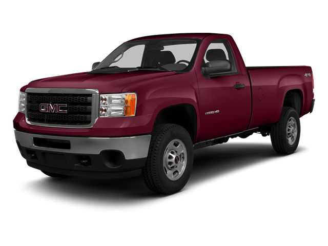 Sonoma Red Metallic 2014 GMC Sierra 3500HD Pictures Sierra 3500HD Regular Cab SLE 4WD photos front view